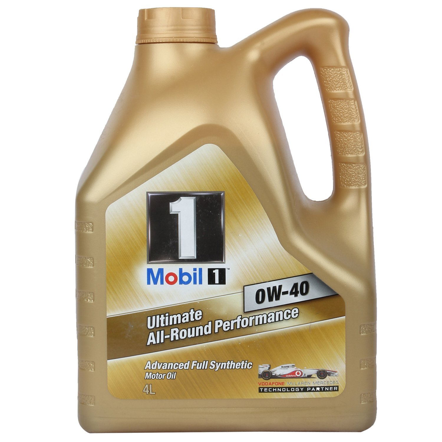Mobil 1 0w 40 Advanced Fully Synthetic Motor Oil 4l Pack Lubeshoppe